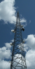 Tower with Antennas
